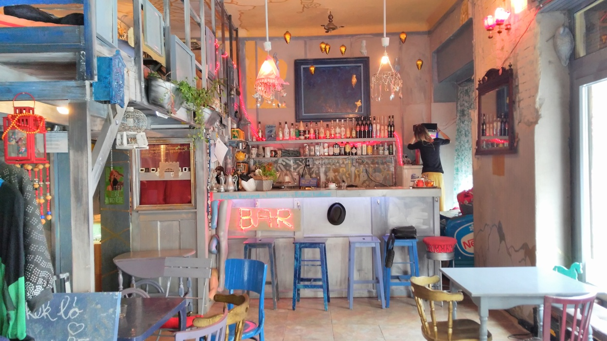 Kék Ló Pub, Budapest, Víg utca - Pubtourist