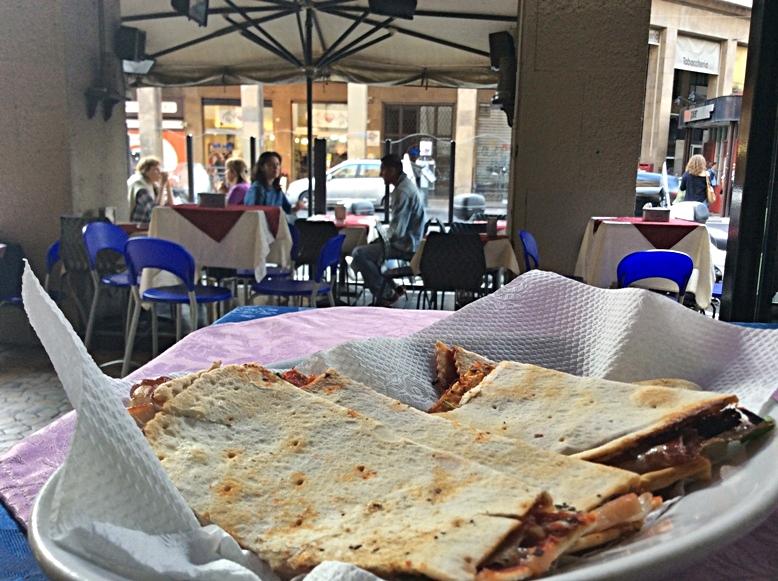 Piadina in Mio Bar Bologna - Pubtourist