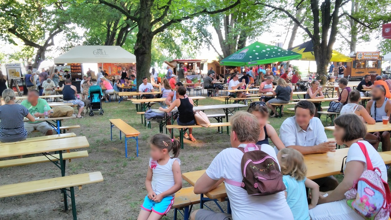 Beerfestival in Keszthely, Lake Balaton - Pubtourist