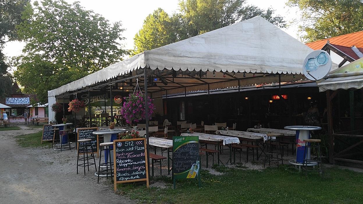 512 in Keszthely, Lake Balaton - Pubtourist