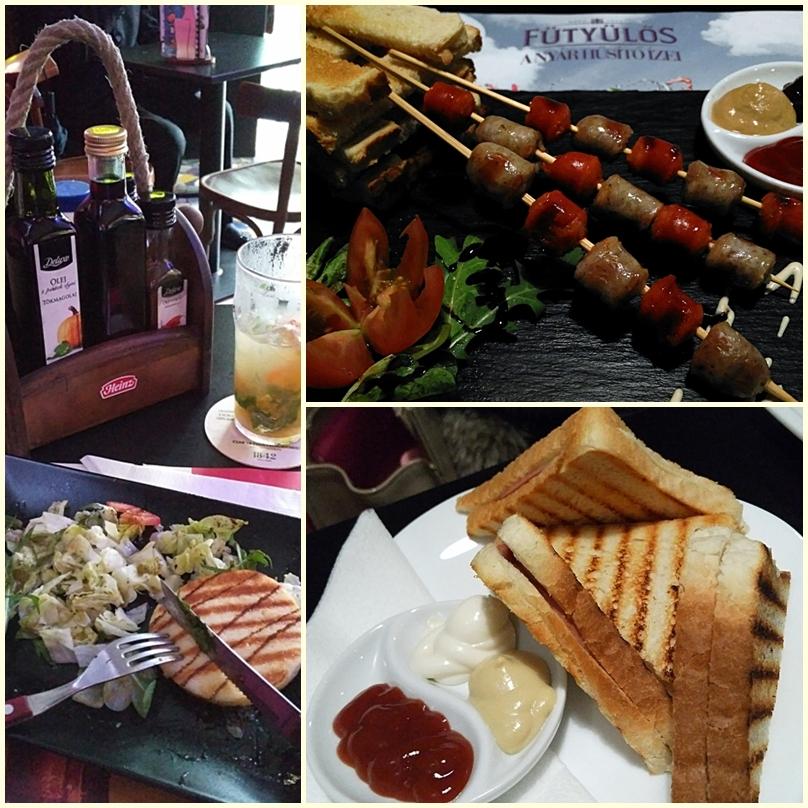 The Pubfoods of Megálló, Budapest - Pubtourist