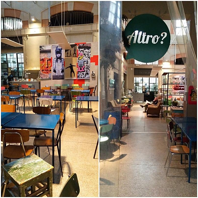 The Mercato delle Erbe inside, Bologna - Pubtourist