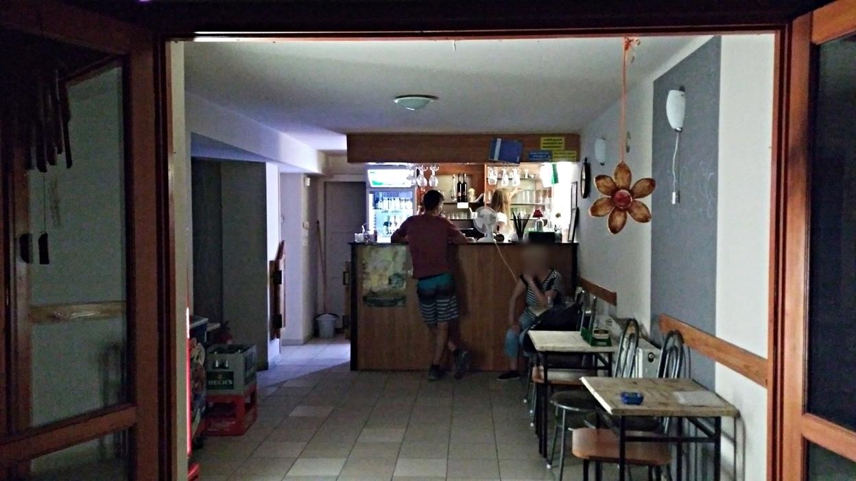 Sörbar means beer bar in Balatonvilagos