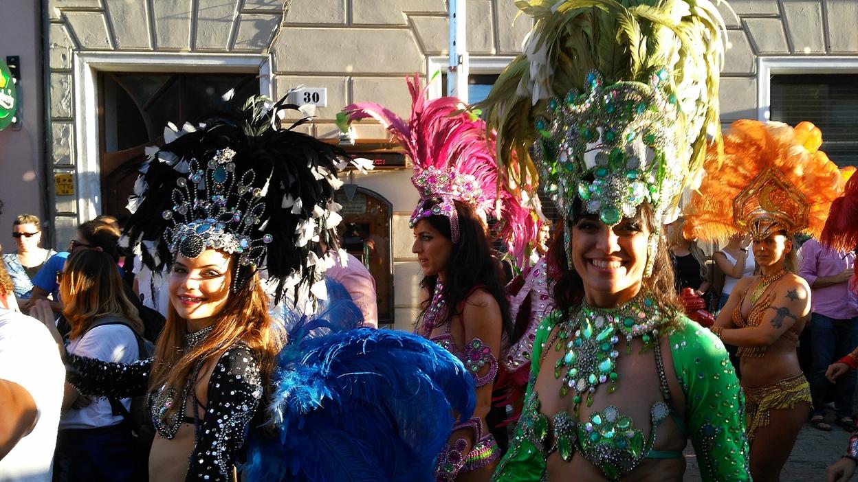 The carnival of Pécsi Napok - Pubtourist