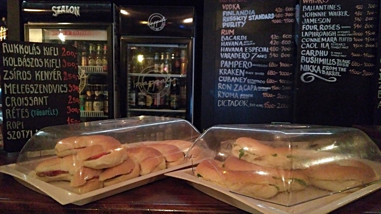 Sandwiches like in the elementary school - Pubtourist