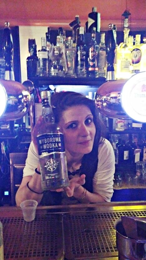 Erika in La Gazetta di Sera, Bologna - Pubtourist